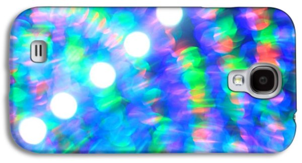 Abstract Digital Photographs Galaxy S4 Cases - Are You Experienced  Galaxy S4 Case by Dazzle Zazz