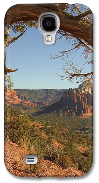 Vertical Digital Art Galaxy S4 Cases - Arizona Outback 5 Galaxy S4 Case by Mike McGlothlen