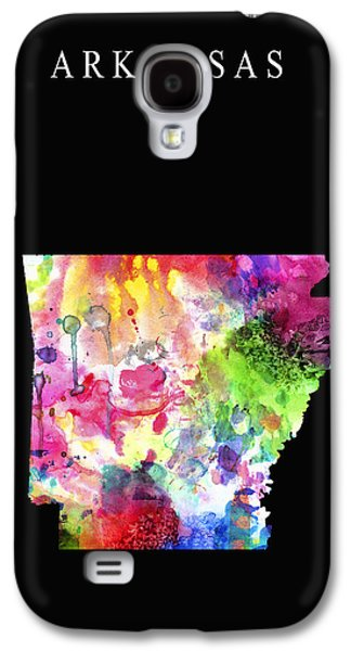 Arkansas State Galaxy S4 Case by Daniel Hagerman