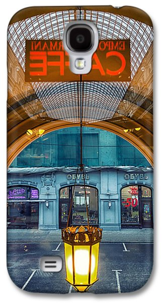 Outlet Galaxy S4 Cases - Armani caffe reflection Galaxy S4 Case by Stylianos Kleanthous