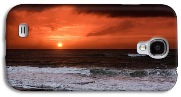 Edgar Laureano Photographs Galaxy S4 Cases - Around The Clock Galaxy S4 Case by Edgar Laureano