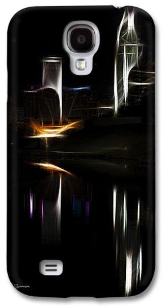 Jeff Swanson Galaxy S4 Cases - Artistic Omaha Galaxy S4 Case by Jeff Swanson