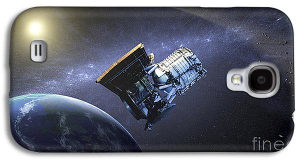 Wide Belt Galaxy S4 Cases - Artists Concept Of The Wide-field Galaxy S4 Case by Stocktrek Images