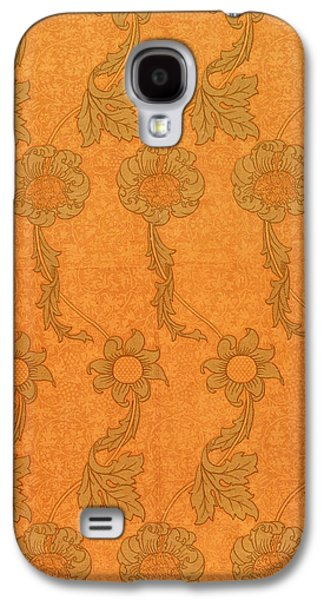 Floral Tapestries - Textiles Galaxy S4 Cases - Arts and Crafts design Galaxy S4 Case by William Morris
