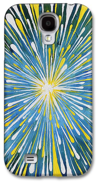 Morphing Galaxy S4 Cases - Artsplosion Galaxy S4 Case by Maxwell Hanson