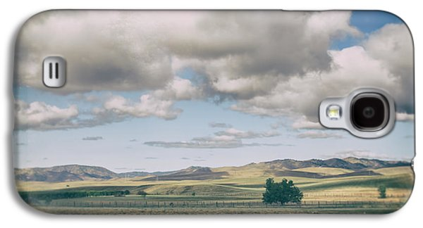 Lone Tree Galaxy S4 Cases - As If There Werent a Care In the World Galaxy S4 Case by Laurie Search