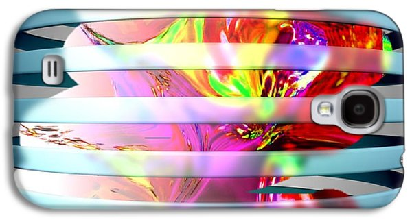 Etc. Digital Art Galaxy S4 Cases - As The World Turns Galaxy S4 Case by HollyWood Creation By linda zanini