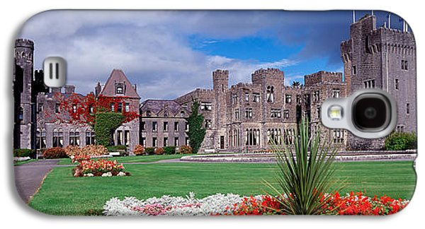 Fantasy Photographs Galaxy S4 Cases - Ashford Castle, Ireland Galaxy S4 Case by Panoramic Images
