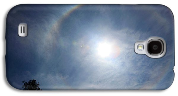 Asia, Bhutan When A Circle Appears Galaxy S4 Case by Kymri Wilt