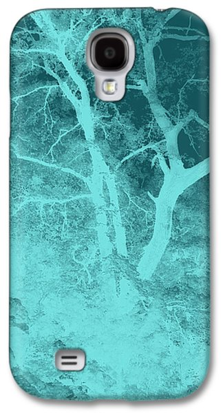 Dreamscape Galaxy S4 Cases - Asleep In The Woods Galaxy S4 Case by Wendy J St Christopher
