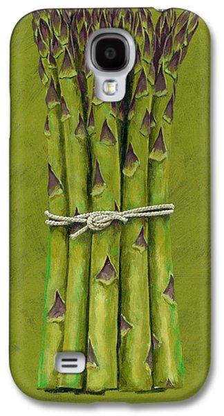 Green Galaxy S4 Cases - Asparagus Galaxy S4 Case by Brian James