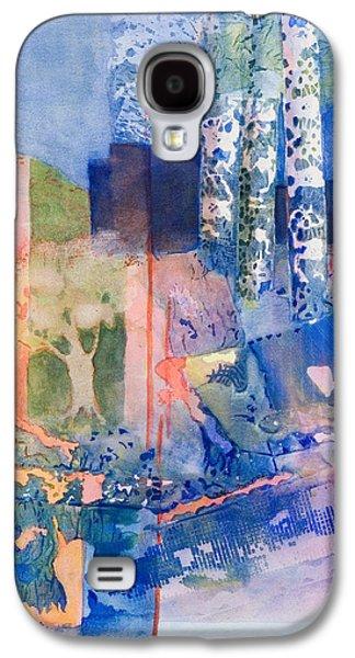 Quaker Paintings Galaxy S4 Cases - Aspen Galaxy S4 Case by Carol Schinkel
