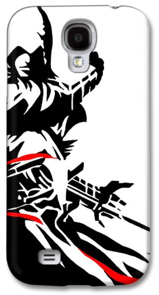 Unity Paintings Galaxy S4 Cases - Assassins Creed Galaxy S4 Case by Ian  King