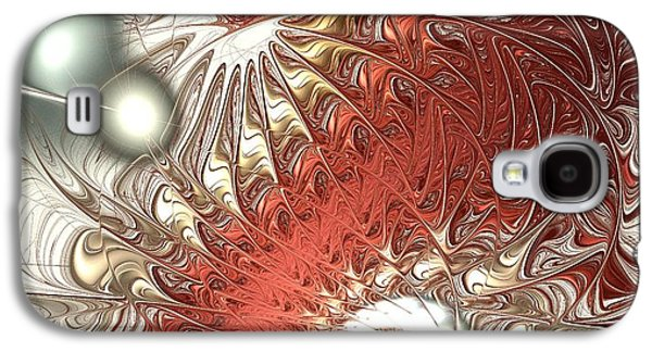 Bright Galaxy S4 Cases - Assimilation Galaxy S4 Case by Anastasiya Malakhova