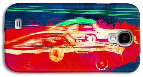 Concept Photographs Galaxy S4 Cases - Aston Martin vs Porsche Galaxy S4 Case by Naxart Studio