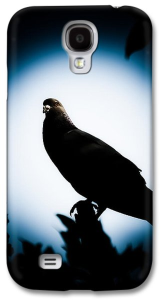 Astral Galaxy S4 Cases - Astral Pigeon Galaxy S4 Case by Loriental Photography