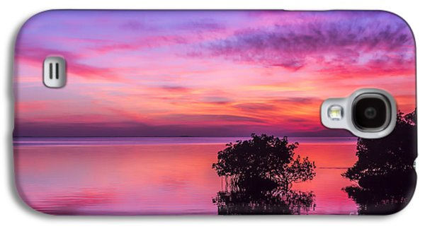 Waterscape Galaxy S4 Cases - At days End Galaxy S4 Case by Marvin Spates