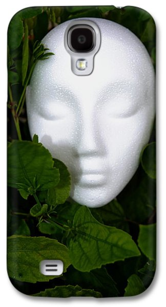 At Poster Mixed Media Galaxy S4 Cases - At One With Galaxy S4 Case by Gustave Kurz