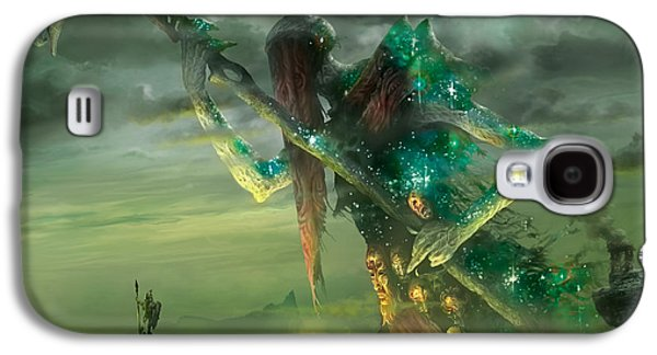Athreos God Of Passage Galaxy S4 Case by Ryan Barger