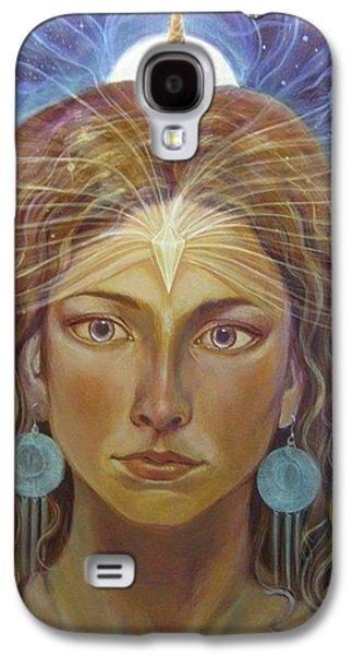 Inner Self Galaxy S4 Cases - Atlantia Galaxy S4 Case by Vera Atlantia