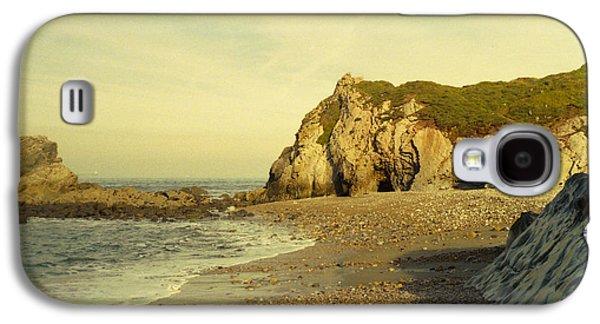 Analog Galaxy S4 Cases - Atlantic seascape Asturias Spain Galaxy S4 Case by Juan  Bosco