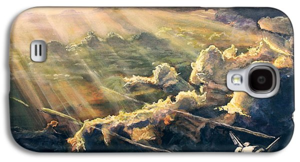 Atlantis Galaxy S4 Case by Simon Kregar