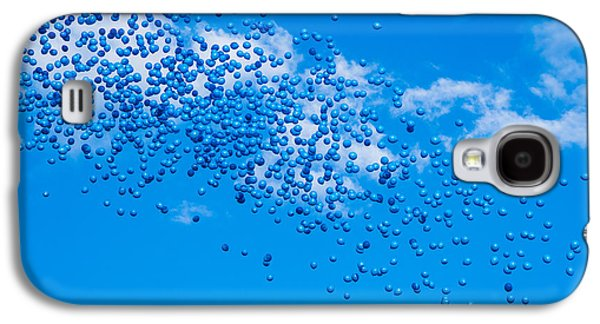 Helium Galaxy S4 Cases - Atmosphere Condenced - Featured 3 Galaxy S4 Case by Alexander Senin