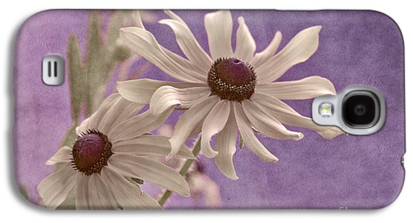 Texture Floral Galaxy S4 Cases - Attachement - s09at01b2 Galaxy S4 Case by Variance Collections