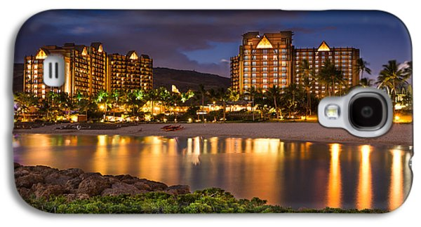Top Seller Galaxy S4 Cases - Aulani Disney Resort at Ko Olina Galaxy S4 Case by Tin Lung Chao