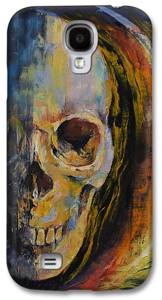 Solar Eclipse Galaxy S4 Cases - Aura Galaxy S4 Case by Michael Creese