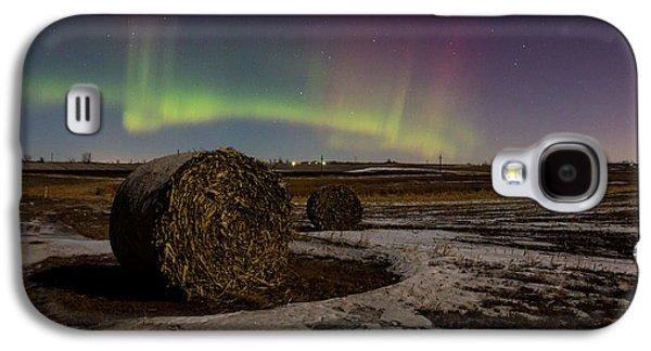 Hay Galaxy S4 Cases - Aurora Bales Galaxy S4 Case by Aaron J Groen