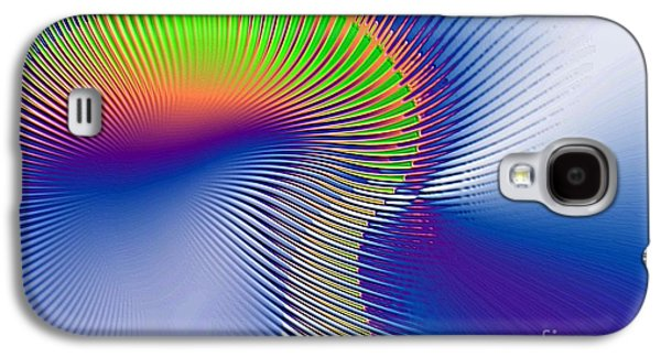 Poudre Galaxy S4 Cases - Aurore boreal Galaxy S4 Case by Guy  GRESSER