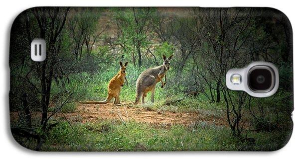 Australia, New South Wales, Broken Galaxy S4 Case by Rona Schwarz