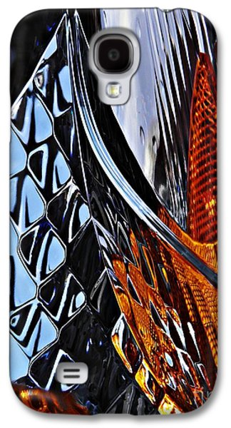 Business Galaxy S4 Cases - Auto Headlight 47 Galaxy S4 Case by Sarah Loft