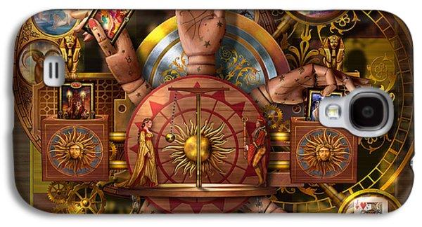 Automatic Card Reading Machine Galaxy S4 Case by Ciro Marchetti
