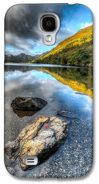 Waterscape Galaxy S4 Cases - Autumn at Crafnant  Galaxy S4 Case by Adrian Evans