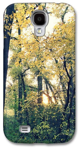 Fort Collins Galaxy S4 Cases - Autumn Evening Galaxy S4 Case by Jessica Myscofski