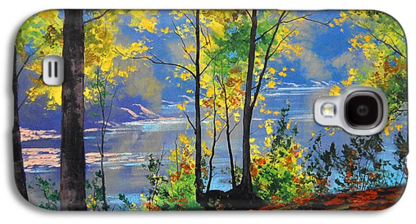 Beautiful Creek Galaxy S4 Cases - Autumn in Tumut Galaxy S4 Case by Graham Gercken