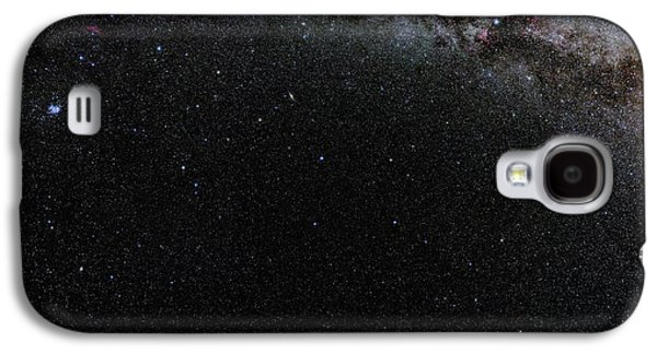 Autumn Stars Without Light Pollution Galaxy S4 Case by Eckhard Slawik
