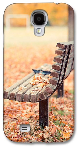 Soccer Photographs Galaxy S4 Cases - Autumn the years last loveliest smile Galaxy S4 Case by Edward Fielding