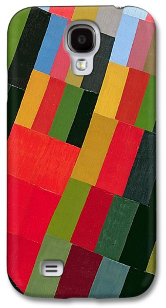 Abstracts Galaxy S4 Cases - Autumn Vision, 1935 Oil On Canvas Galaxy S4 Case by Otto Freundlich