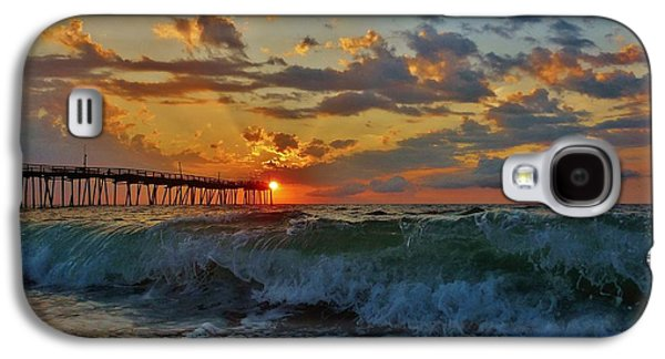 Wooden Fish Galaxy S4 Cases - Mother Natures Awakening  3 7/26 Galaxy S4 Case by Mark Lemmon