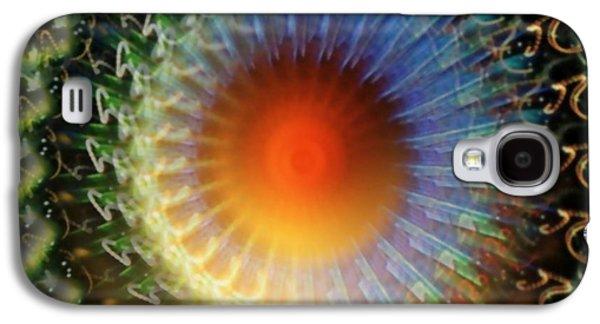 Inner Self Galaxy S4 Cases - Awakening Galaxy S4 Case by Renee Trenholm