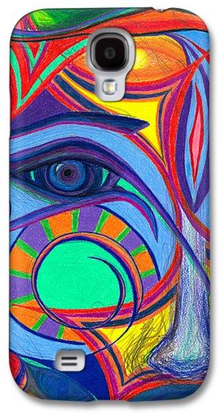 Daina White Galaxy S4 Cases - Awakening to Thy True Self Galaxy S4 Case by Daina White