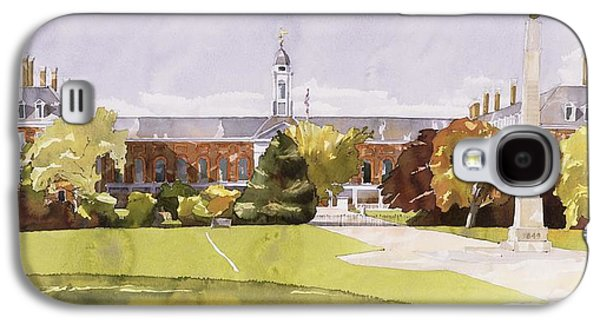 The Royal Hospital  Chelsea Galaxy S4 Case by Annabel Wilson