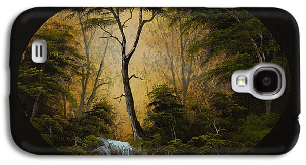 Forest Brook Galaxy S4 Case by C Steele
