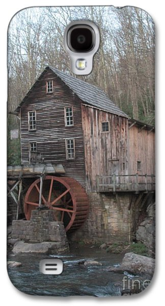 Old Feed Mills Galaxy S4 Cases - Babcock watermill Galaxy S4 Case by Dwight Cook