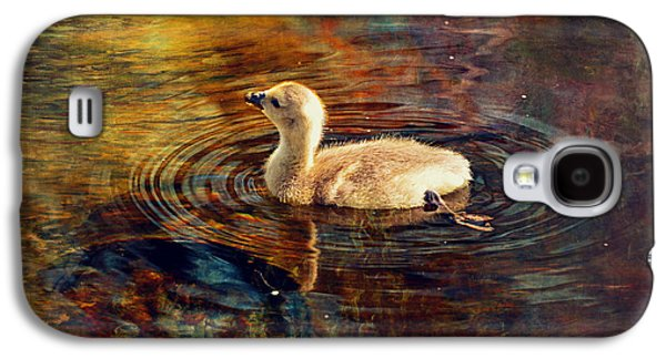 Baby Goose Galaxy S4 Case by Maria Angelica Maira