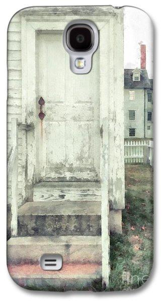 Studio Photographs Galaxy S4 Cases - Back Door Galaxy S4 Case by Edward Fielding