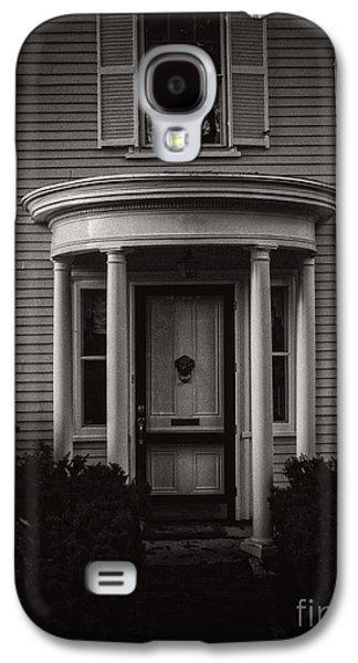 Entrance Door Galaxy S4 Cases - Back Home Bar Harbor Maine Galaxy S4 Case by Edward Fielding